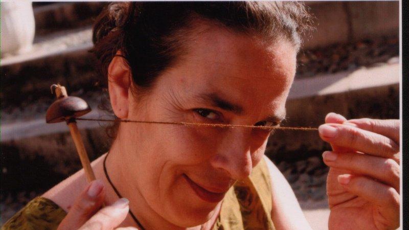 La sacerdotessa del bisso –  Chiara Vigo (di Vittorio Sechi)